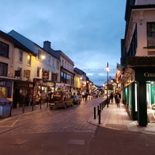 City Street in Killarney